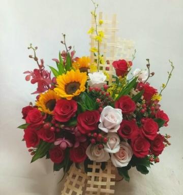 hoa bà rịa