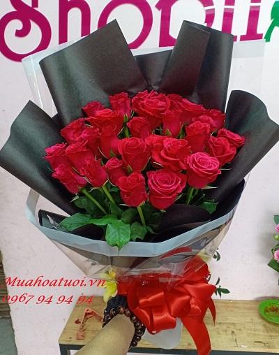hoa đẹp bảo lộc