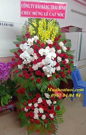 hoa tươi định hóa