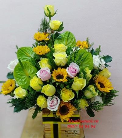 mua hoa tươi Nha Trang