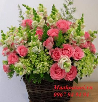 shop hoa tươi Bình Thủy