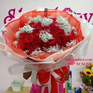 tiệm hoa thuận châu