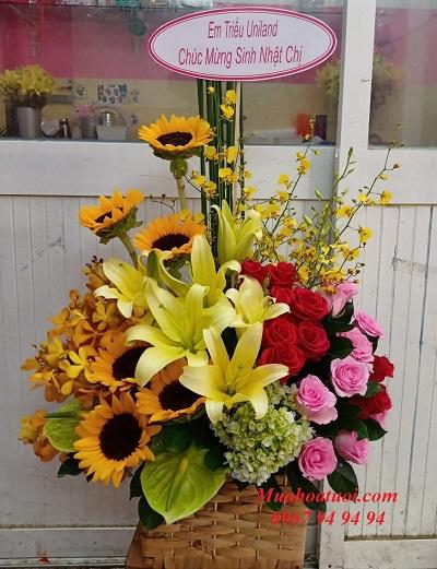 shop hoa tươi Bình Định