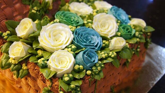 hình ảnh giỏ hoa cát tường đẹp nhất